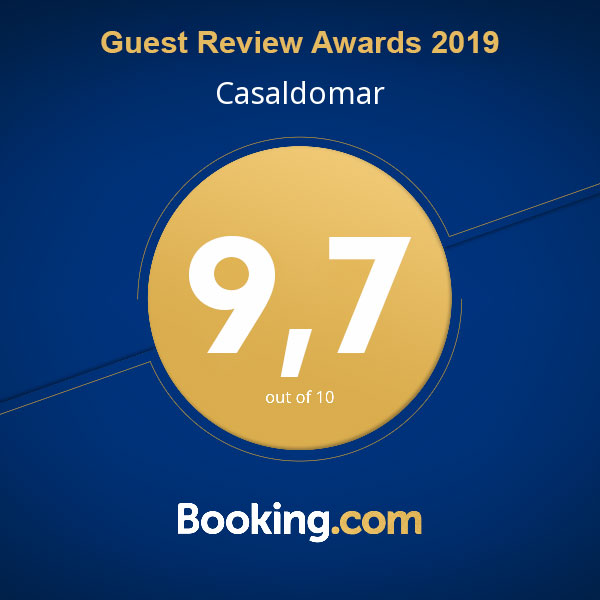 Booking Guest Review 2019 Award